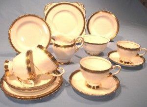 Plant Tuscan Vintage Bone China Tea Set & Plant Tuscan Vintage Bone China Tea Set | Set The Table.....Use The ...