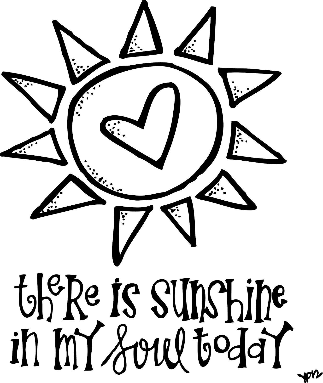 Melonheadz Lds Illustrating Sunshine In My Soul