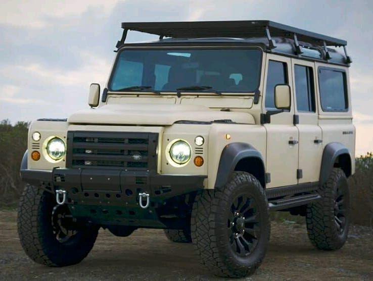 Land Rover Defender Restored By Drivehimalaya For Sale In California Follow Us Land Rover Land Rover Defender Land Rover Defender 110