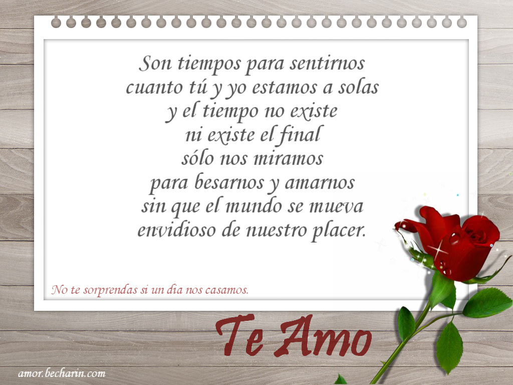 Here you can find some new design about Poemas de amor para enamorar a tu chico