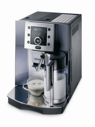 Sale Delonghi Esam5500m Perfecta Digital Super Automatic Espresso Machine Metallic Blue Espresso Machine Coffee Vending Machines Best Espresso Machine