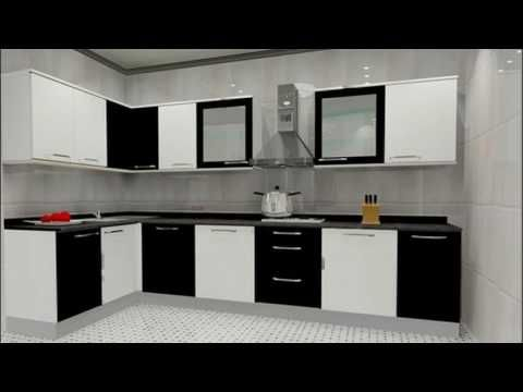 L Shaped Kitchen Design Space Friendly Flexibility And Convenience Kitchen Layo L Shaped Modular Kitchen L Shaped Kitchen Designs Kitchen Furniture Design