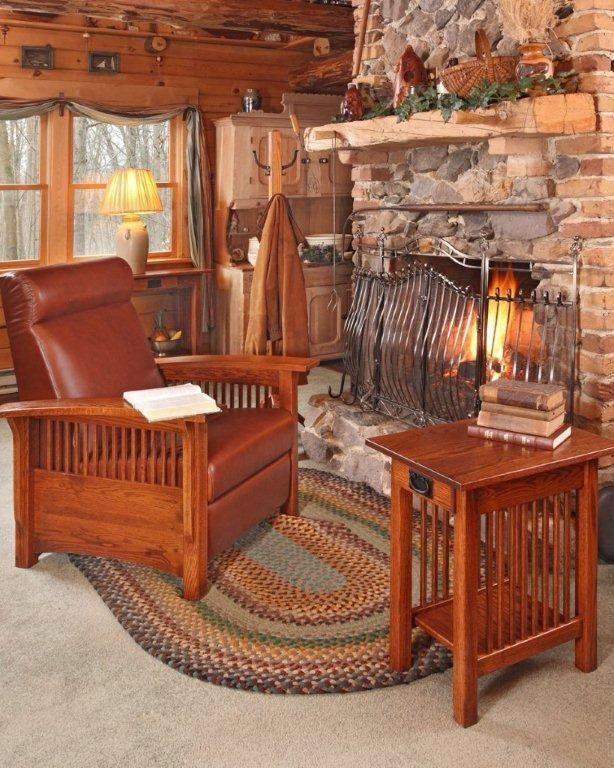 Great Craftsman Living Room   Craftsman living rooms ...
