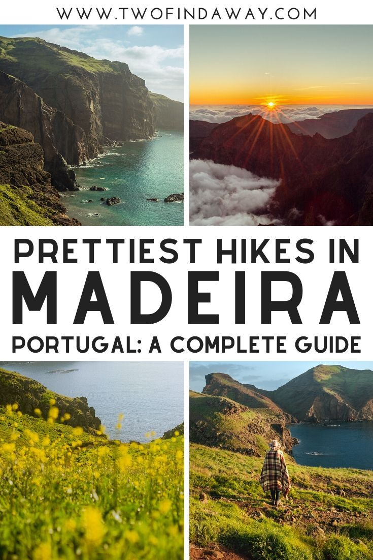 The Best Hikes and Walks in Madeira Portugal