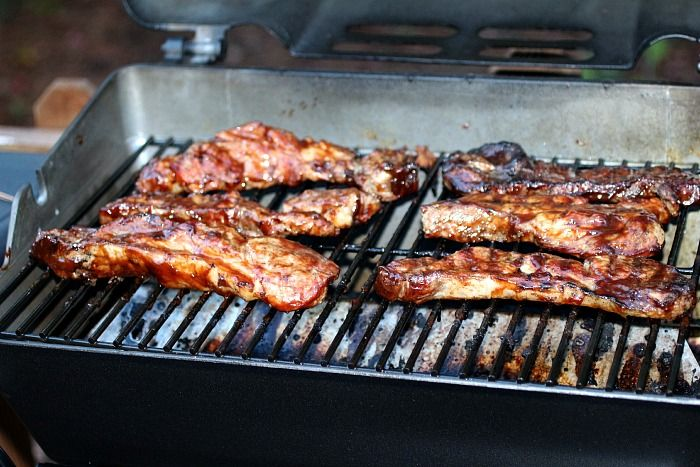 Grilled Bbq Country Style Ribs Recipe Rib Recipes Pork Ribs Grilled Grilled Bbq Ribs