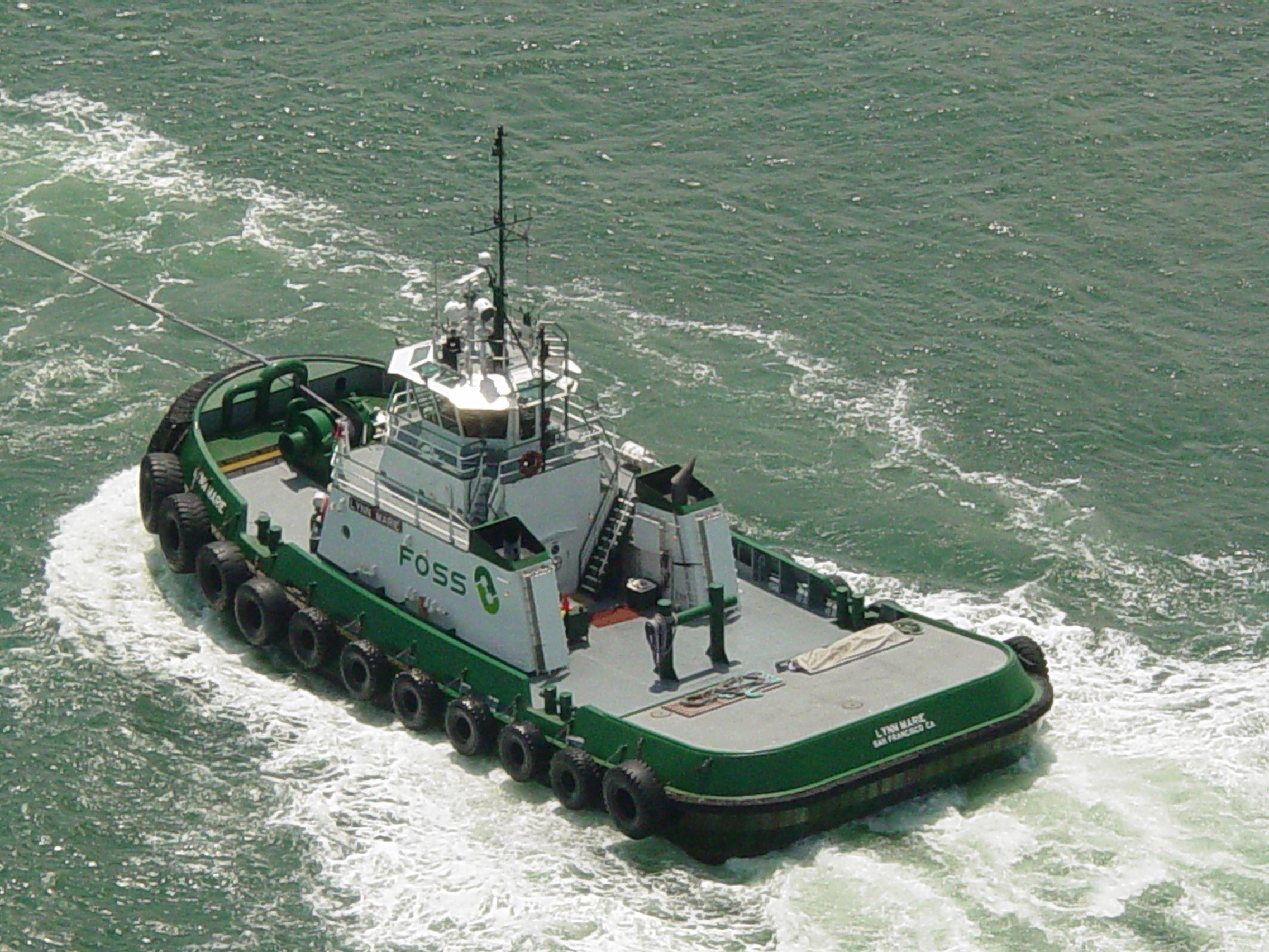 foss tugboat