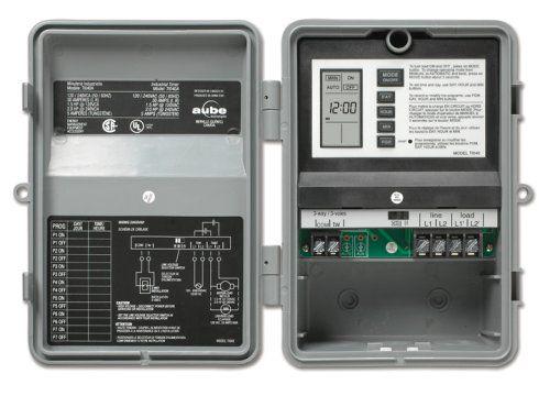 Honeywell TI040/U Outdoor Pool Pump Timer Review | Pool Pump ...