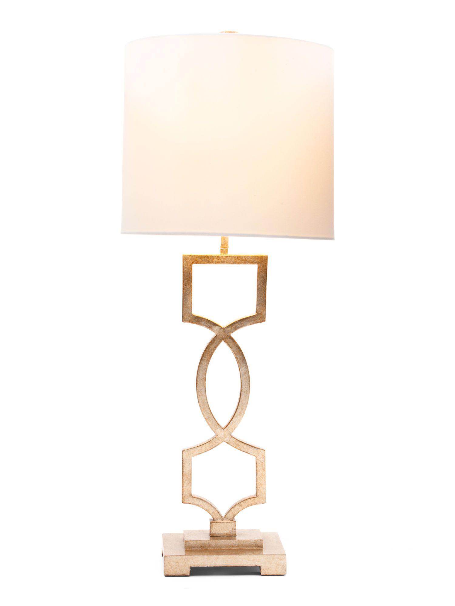 Open Geometric Metal Lamp - Living Room - T.J.Maxx | Home Sweet Home ...