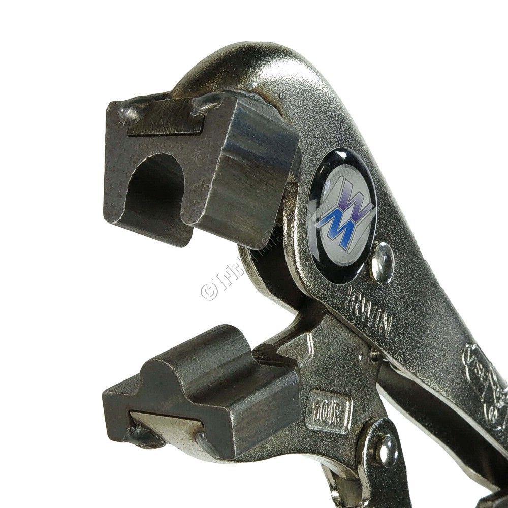 Wehrs Machine Vise Grip Shrinking Tool Race Car Body Fabrication Sheet Metal Tools Metal Fabrication Tools Metal Tools