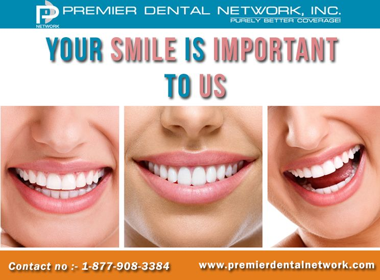 Your smile is important to us. If you want to make your