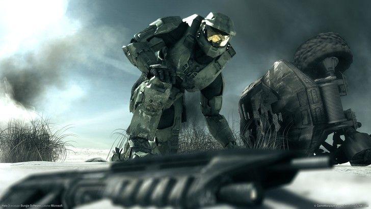 Wallpaper Dump Mostly 1920 X 1080 Sci Fi Fantasy Halo Combat Evolved Combat Evolved Halo