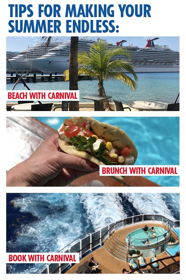 Pin By Carnival Cruise Line On Cruising Tips