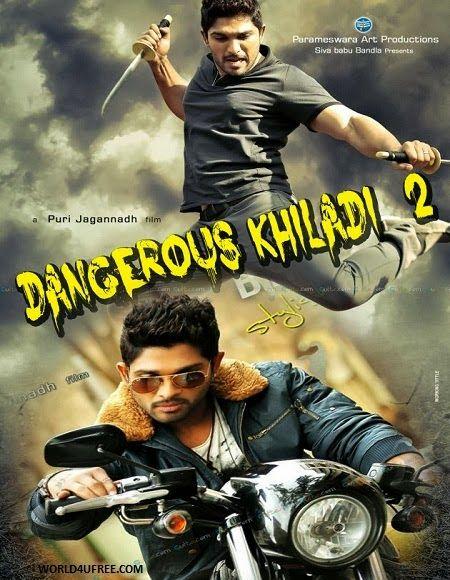 Dangerous Khiladi 2 (2013) Hindi Full Dubbed Movie Online