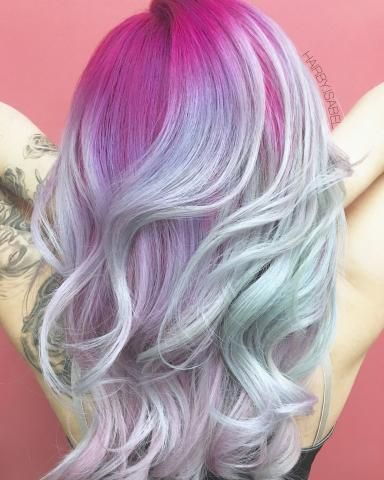 how to do fade haircuts formula pink to silver melt creative fashion colors 5167 | 48fc45a6f28ec750ae5167c9a8fc496a