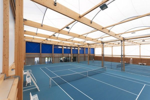 Shelter Tennis Court Cover Sports Structures Indoor Tennis Court Badminton Field Canopy 3 Tennis Court Backyard Tennis Court Sports Tent