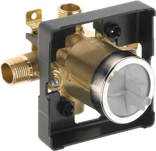 Delta Multichoice Shower Only High Flow Valve Body With Stops