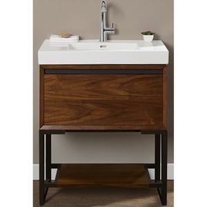 Best Powder Bath Vanity Fairmont T1505V36 In Natural Walnut 640 x 480