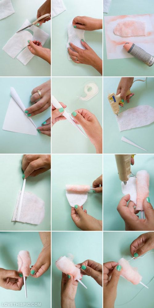 Diy cotton candy garland pictures photos and images for facebook diy cotton candy garland diy garland crafts craft ideas easy crafts diy ideas diy crafts do it yourself easy diy diy decor craft decorations diy party ideas solutioingenieria Image collections