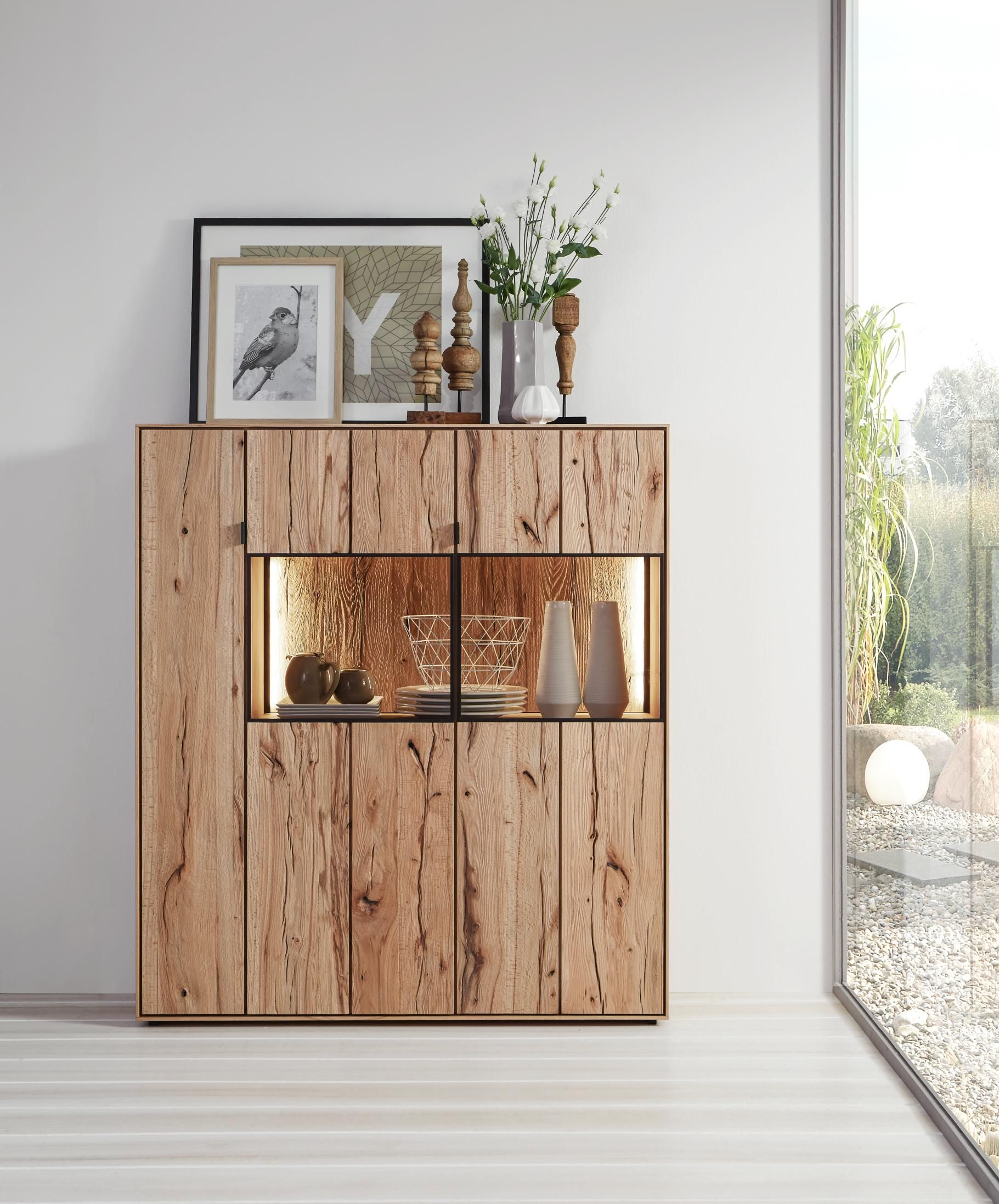 Außergewöhnliche Sideboards Highboard 122 5 138 5 39 Cm In 2019 Kommoden Furniture Home