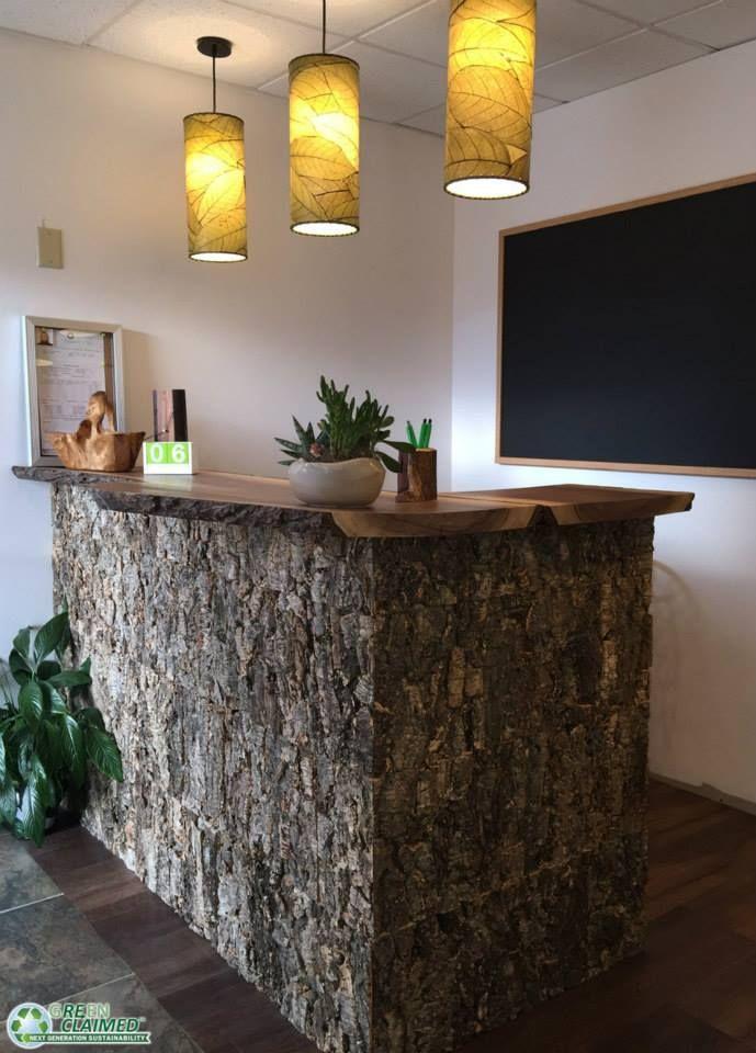 Cork Panel Tundra Wall Decor Panel Greenclaimed Cork Wall Tiles Diy Wall Art Diy Wall
