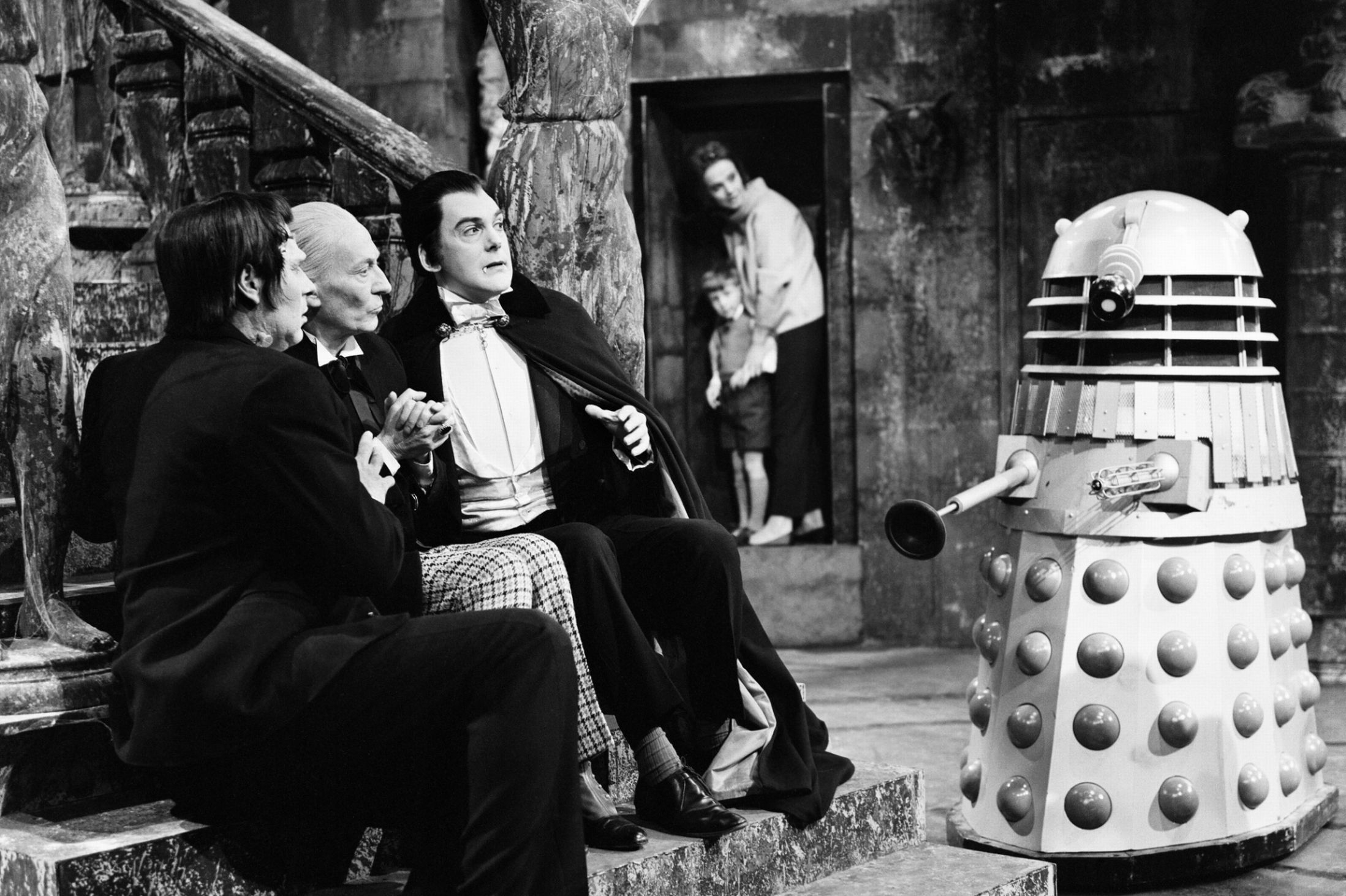Doctor Who: 34 Dalek pictures from the archives (With images ...