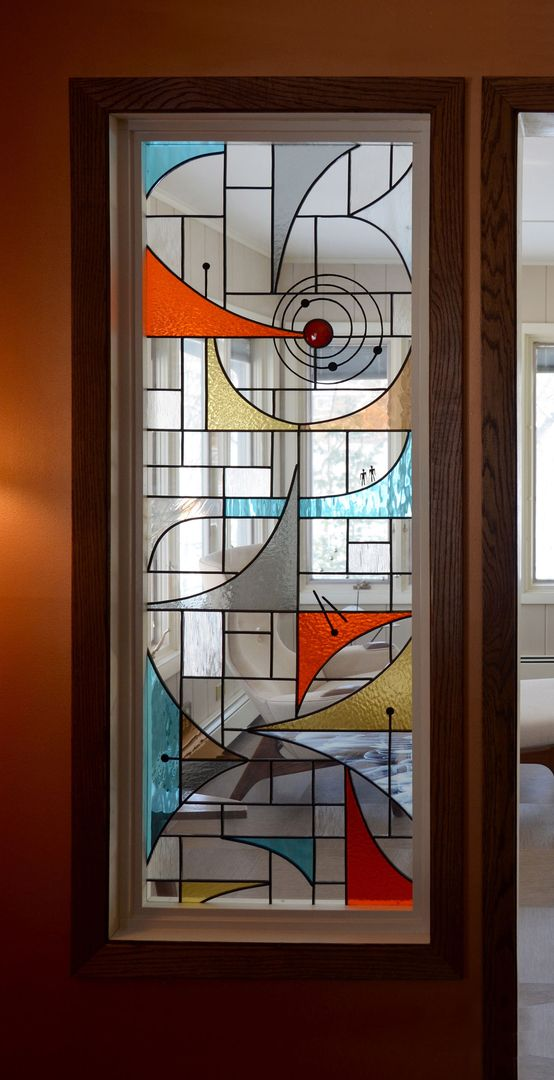 The Stained Glass Window Art Of Fine Artist Jessa Carlson. Unique Designs  That Capture Atypical Photo
