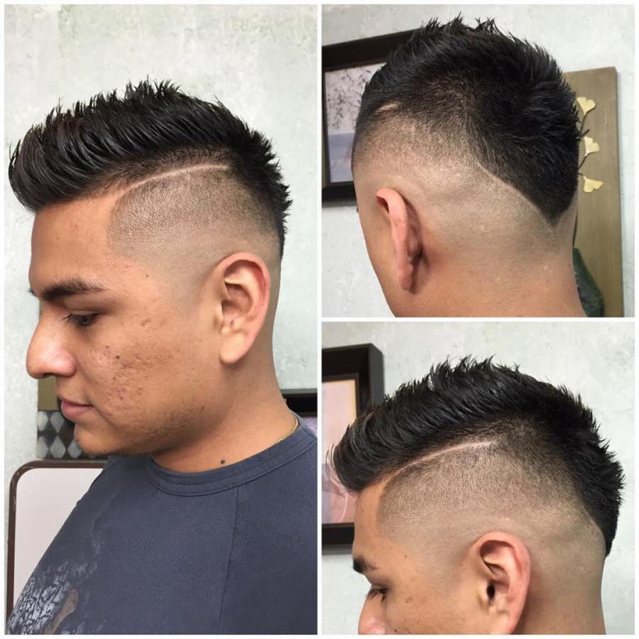 the fauxhawk (aka fohawk) haircut | men's hairstyles 2016