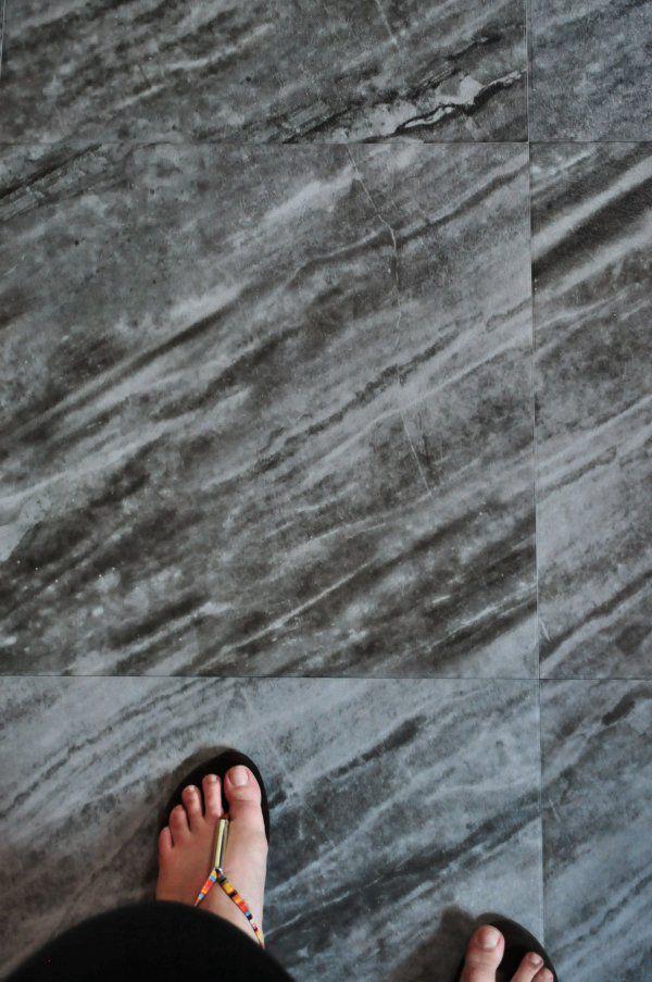 Perfection Floor Natural Stone Interlocking Tile Flooring Color In