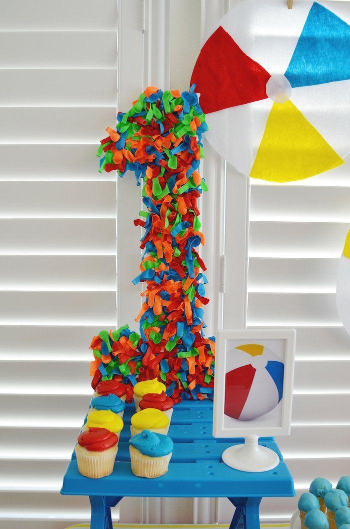 Ball13 Jpeg 700 1 057 Pixels Beach Ball Birthday Ball Theme
