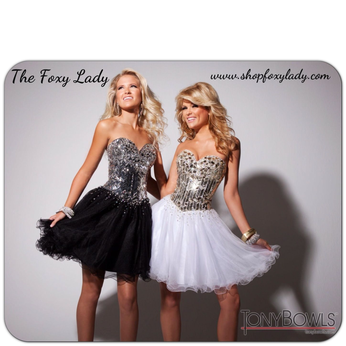 Foxy lady cocktail dresses