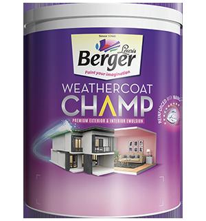 Weathercoat Champ Product Image Interior Walls Soft Sheen Exterior