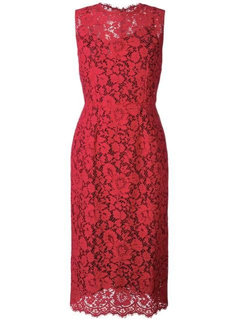 Compre Dolce   Gabbana Vestido de renda slim.   D G   Pinterest ... 8d41c23949