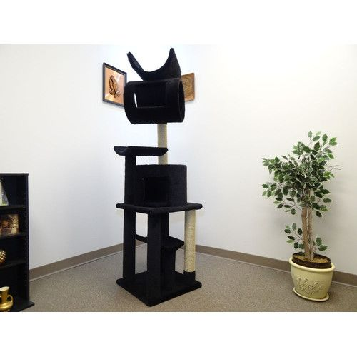 New Cat Condos Cat Playstation & Reviews | Wayfair