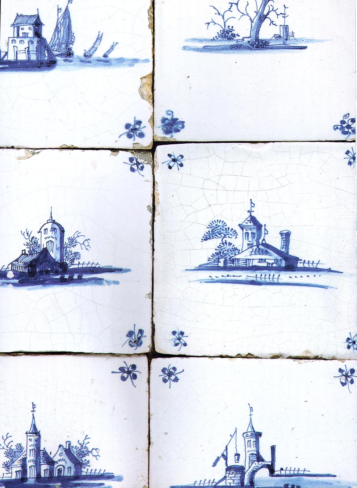 I\'m dreaming of a blue Delft tile kitchen | Blue & White Home 1 ...