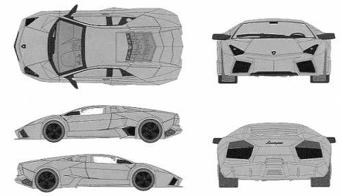 Lamborghini reventon the blueprints great place to find lamborghini reventon the blueprints great place to find blueprints of anything malvernweather Images