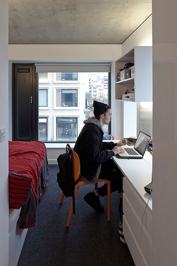 Student Living Room Decor: Student Accommodation In 2019