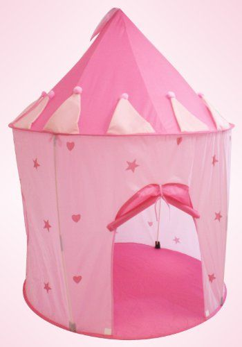 Charming Fairy Princess Castle Play Tent (Great for Indoor/ Outdoor) for only $24.99 & Charming Fairy Princess Castle Play Tent (Great for Indoor ...