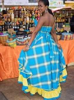Épinglé sur Creole clothes