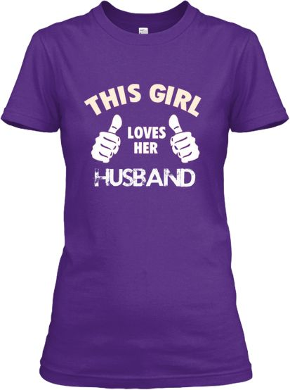 If you love your husband, this is perfect for you! buy it here:  http://teespring.com/lovehusband1