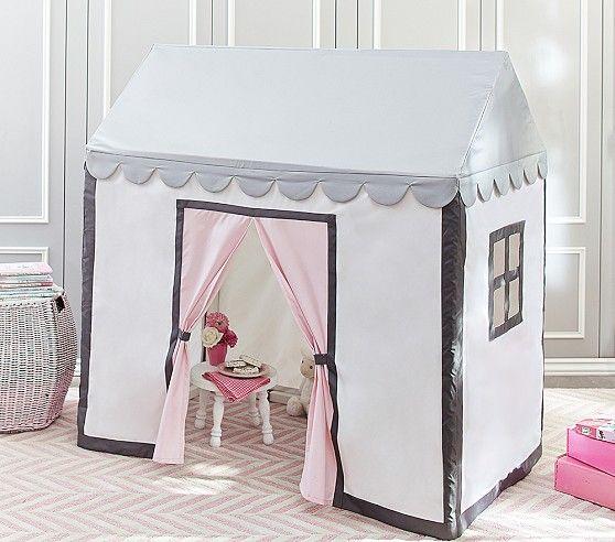 Tea Party Playhouse Play Houses Kids Indoor Playhouse