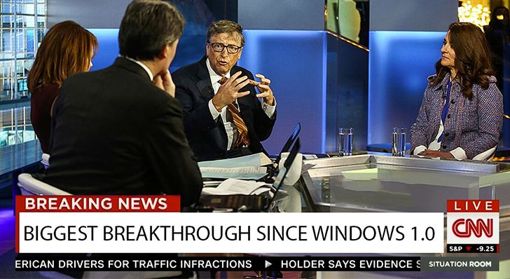 Image result for Bill Gates To Quit Microsoft, Jumps On Financial Tech