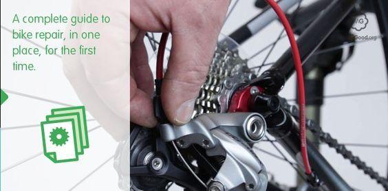 Free Bike Repair Videos And Tutorials Bikes If I Ever Ride One