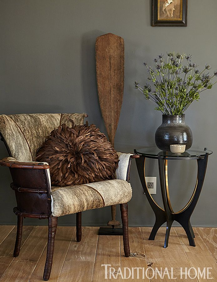 2014 Napa Valley Showhouse Main House: Living Room Cathleen Gouveia ...