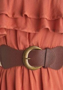 345ea95237 I ve Terra Cotta Feeling Dress