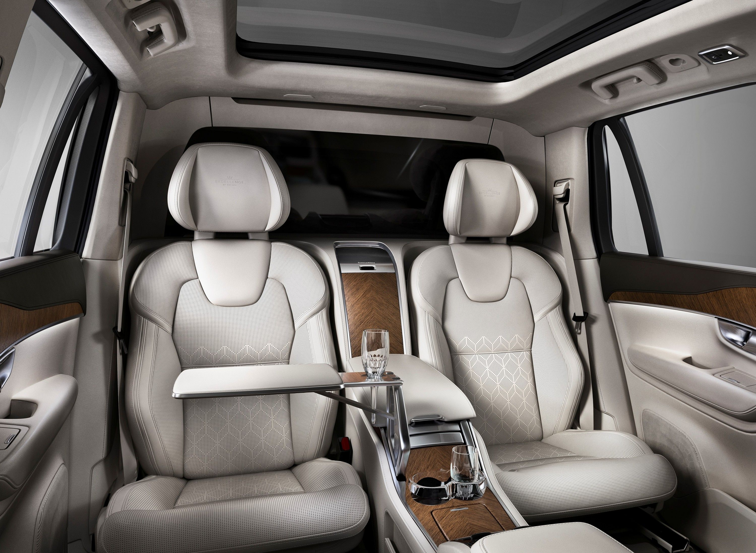 Volvo Xc90 Interior >> Volvo Xc90 Excellence Interior I Ll Take That One