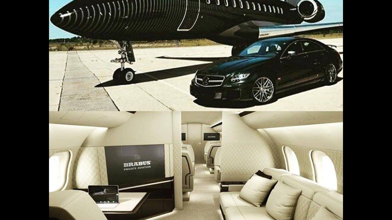 Worlds most richest flights part i luxury private jets