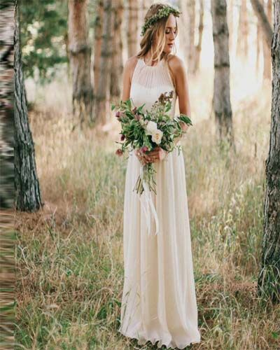 Vintage Country Style Wedding Dresses