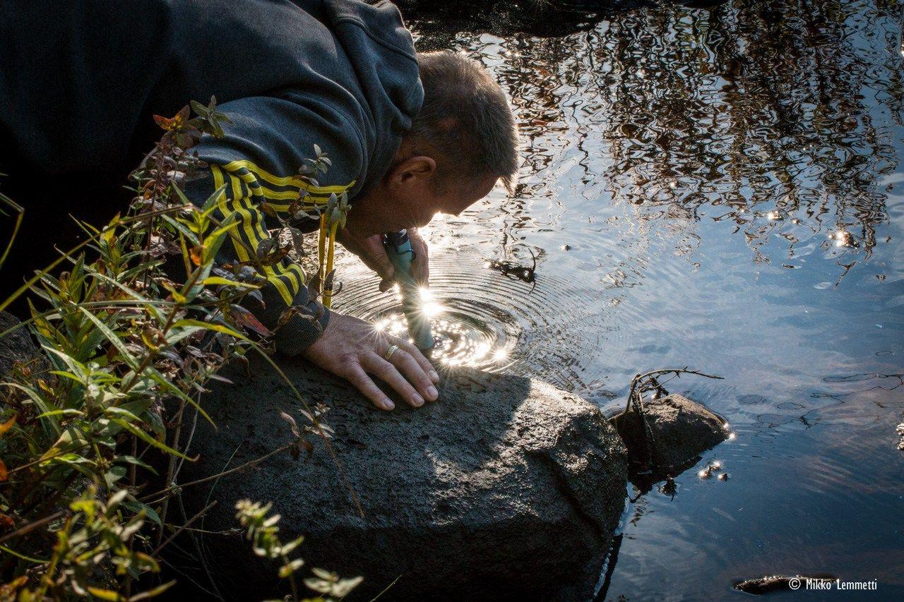 LifesStraw - puhdasta juomavettä suoraan luonnosta