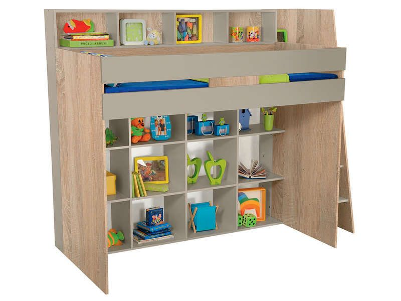lit combin 90x190 cm optima pas cher c 39 est sur large choix prix discount et. Black Bedroom Furniture Sets. Home Design Ideas