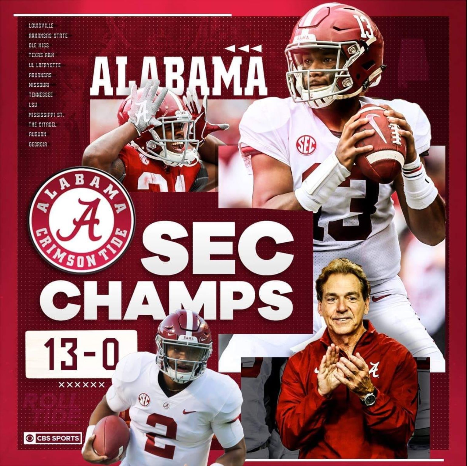 Alabama Roll Tides 2018 Champs Alabama crimson tide